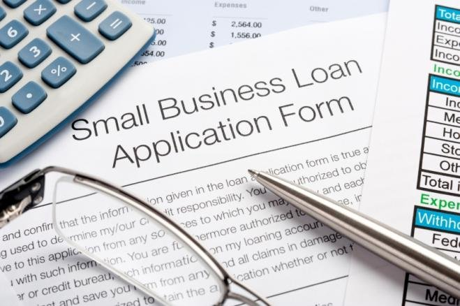 Fill Out Business Loan Application Form From Bank of America