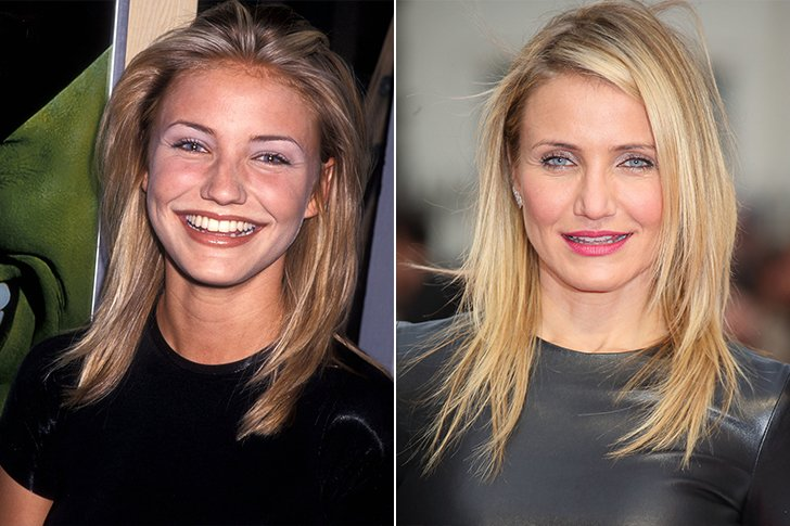 Stars Who Still Look Like They're In Their 20's, But Their ...Cameron Diaz Net Worth 2018