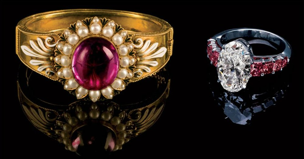 Jewelry is not just for fashion but for investment too