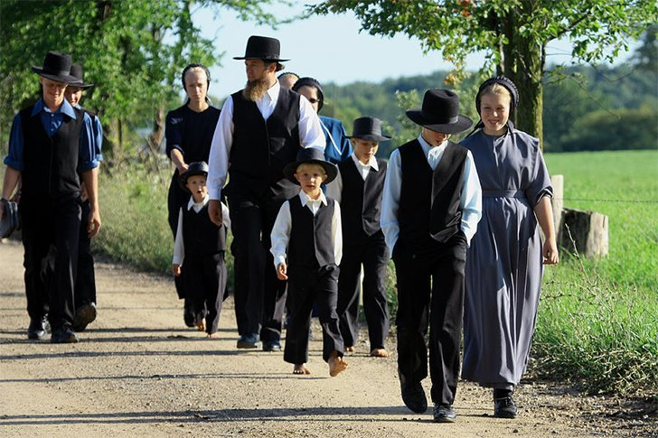 what i admire about the amish