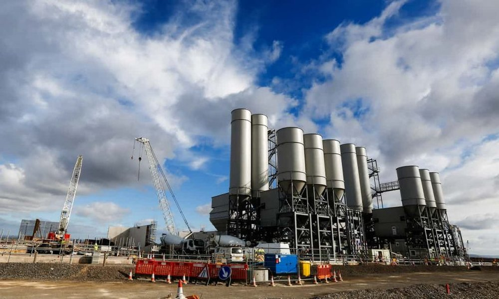 EDF Building in Somerset Is Expected to Receive Funding from the UK Government