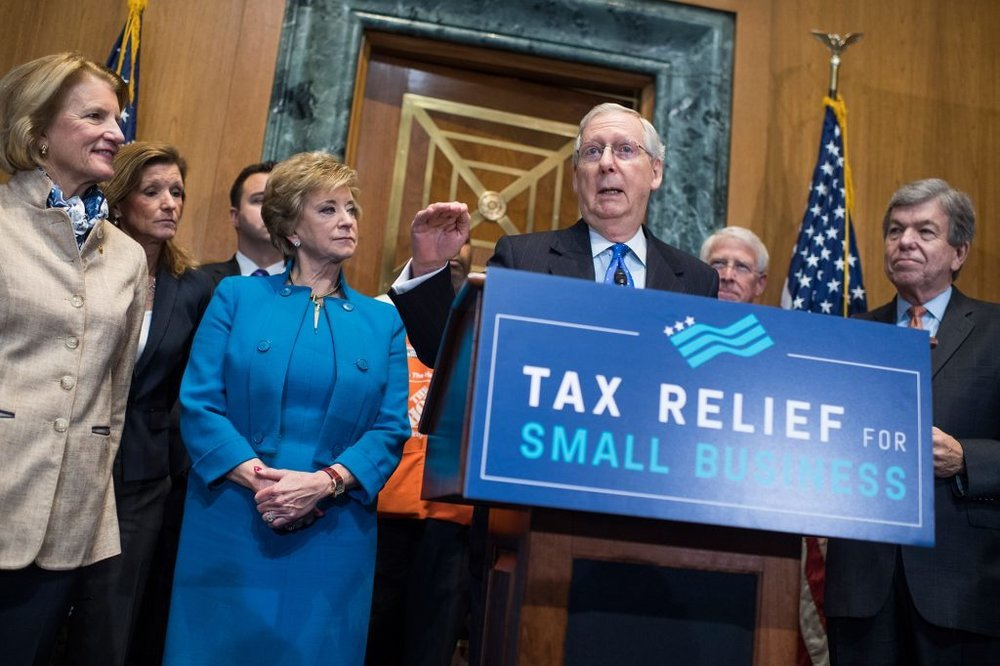 Senate Republicans are Confident that they have enough support to pass the tax bill