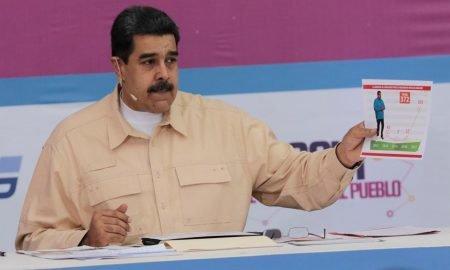 Venezuelan Leftist President Nicolas Maduro announced Petro oil Last Sunday