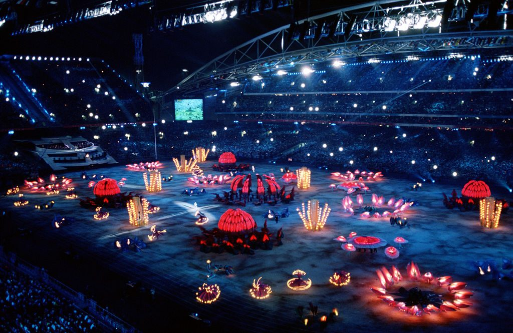 The Team Had Gathered Data from Previous Summer Olympic Games Such as Sydney