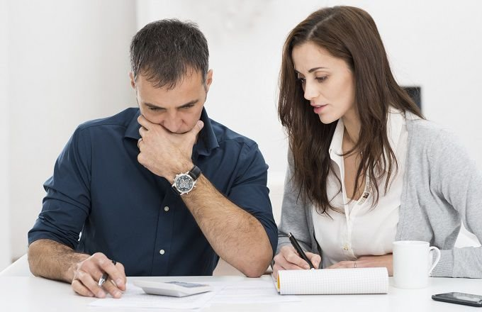 Create a Budget For Your Living Expenses Together