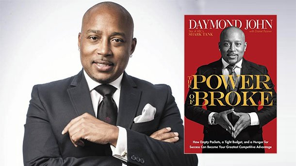 The Power of Broke Discuss How You Can Be Successful In Business Despite Being Broke