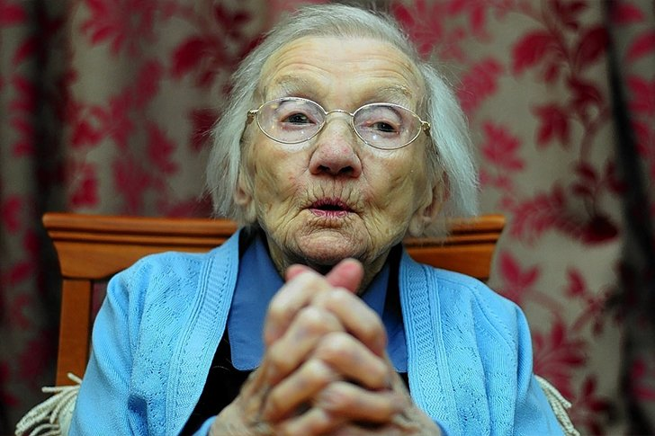 96-year-old woman sells her house after 70 years