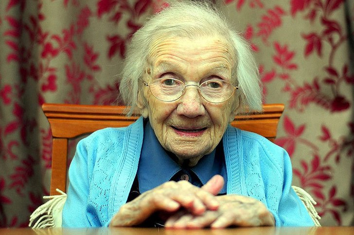 96 Year Old Woman Sells Her House After 70 Years What