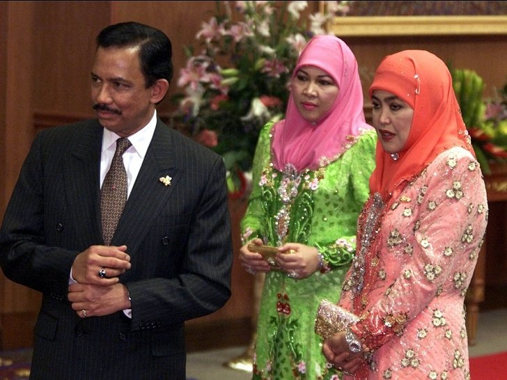 From 500 Rolls Royces to $20,000 Haircuts, Sultan of Brunei